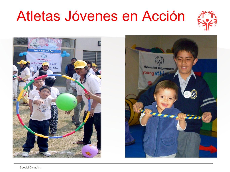 Atletas Jóvenes en Acción