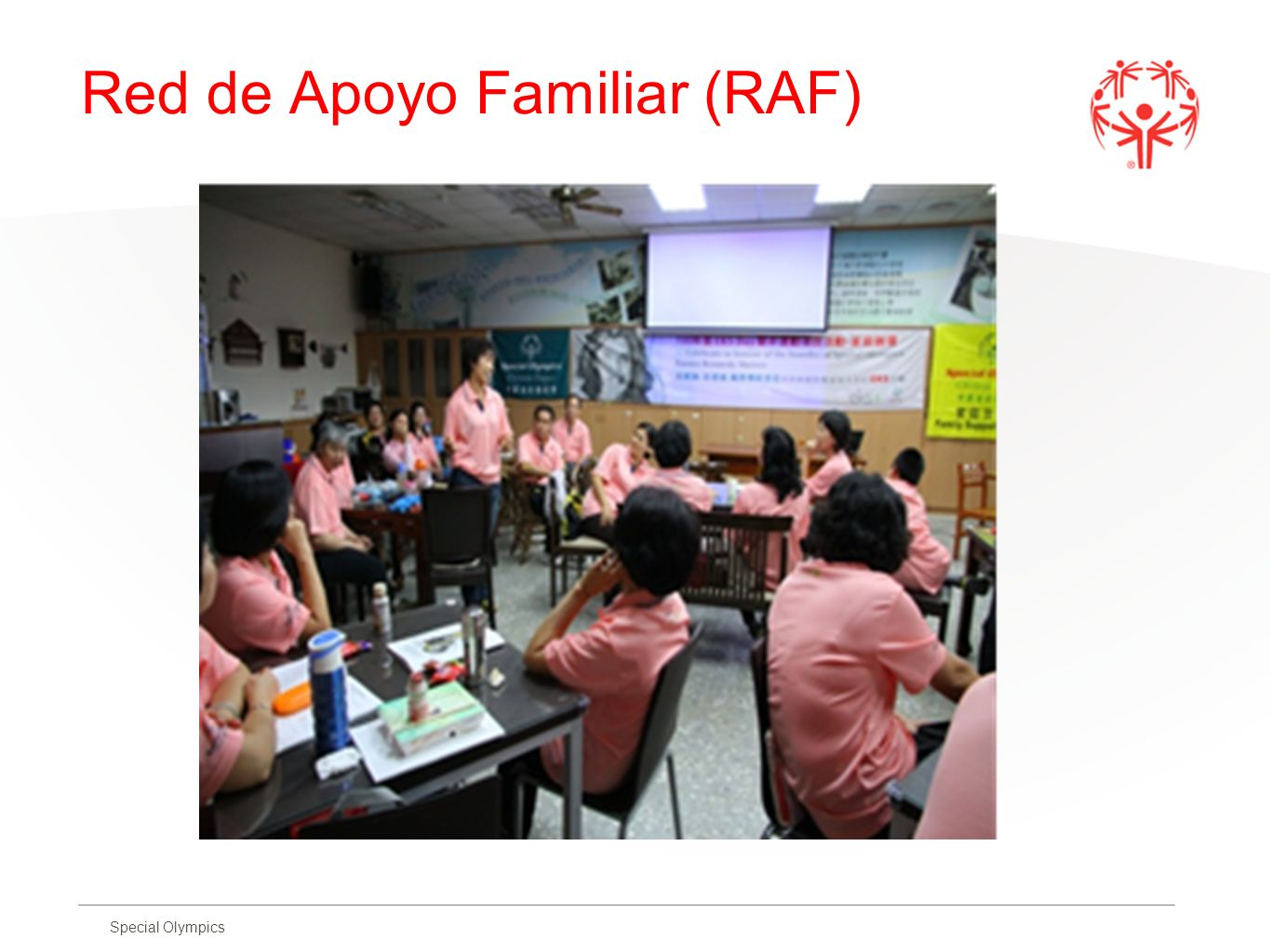 Red de Apoyo Familiar (RAF)