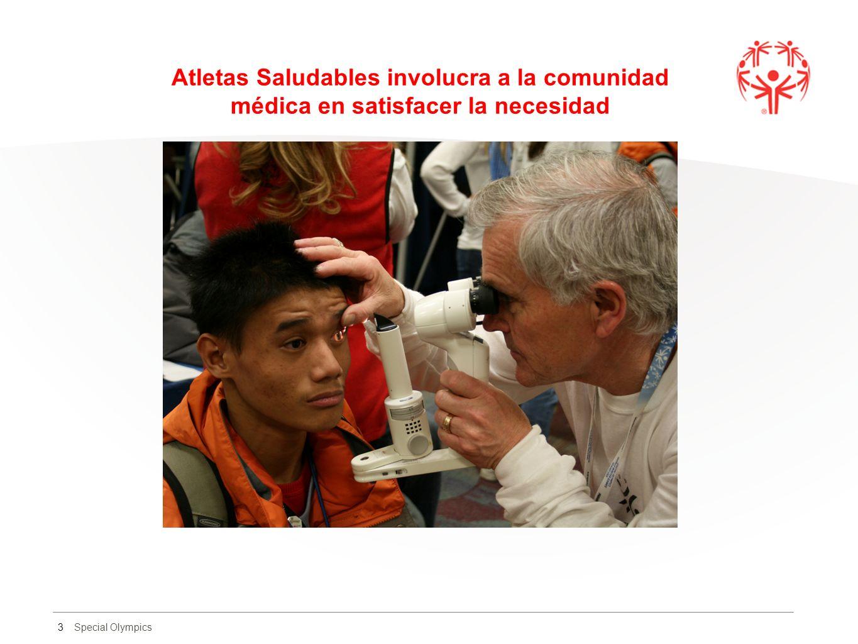 Atletas Saludables involucra a la comunidad médica en satisfacer la necesidad
