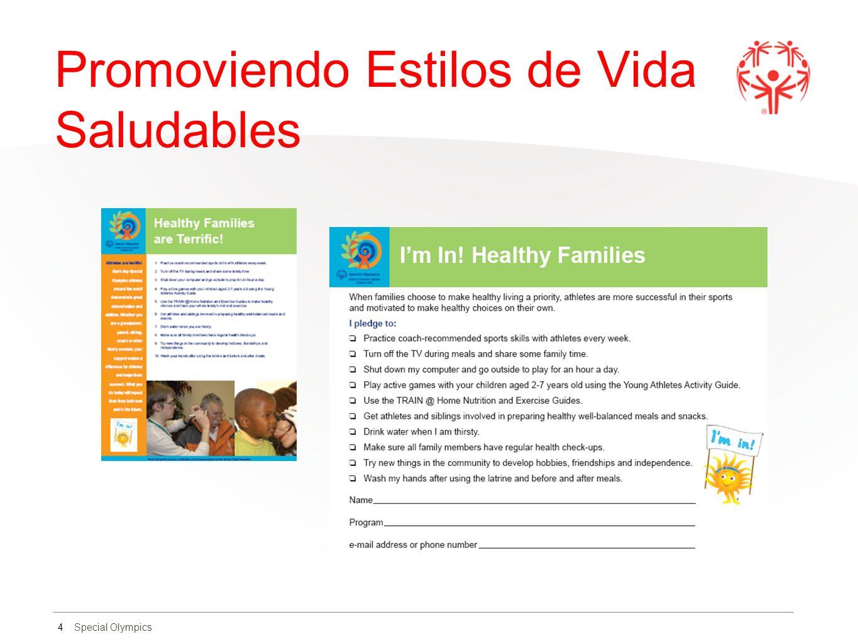Promoviendo Estilos de Vida Saludables