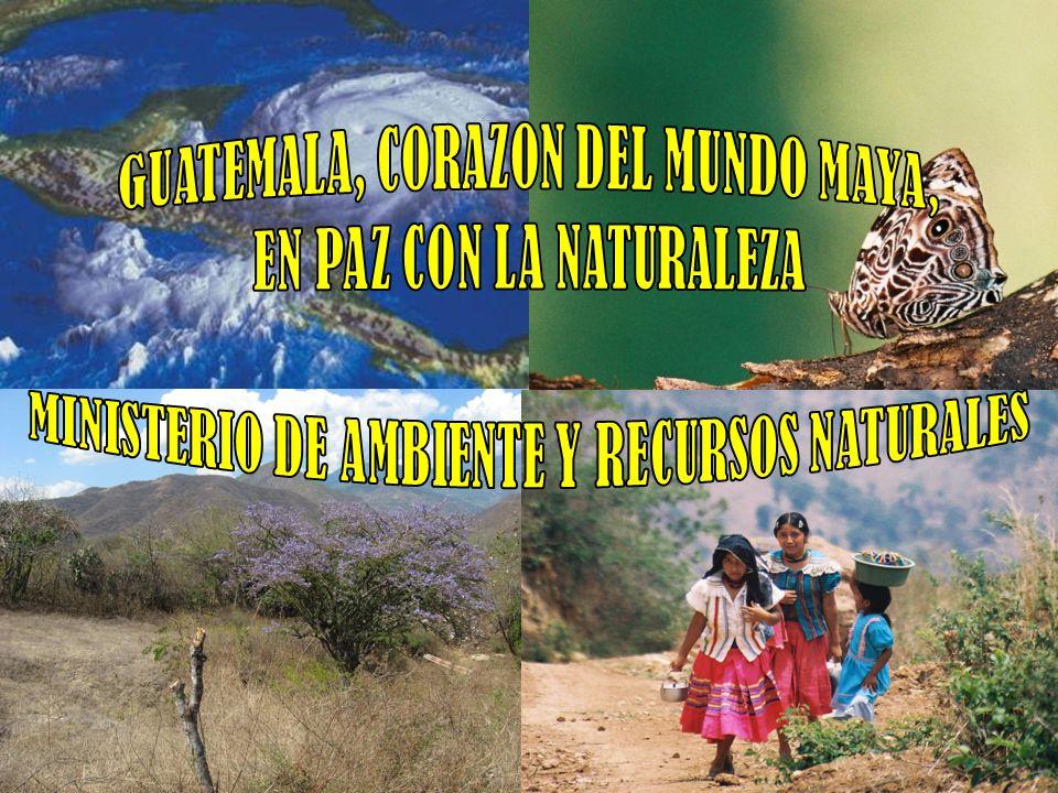 GUATEMALA, CORAZON DEL MUNDO MAYA, EN PAZ CON LA NATURALEZA