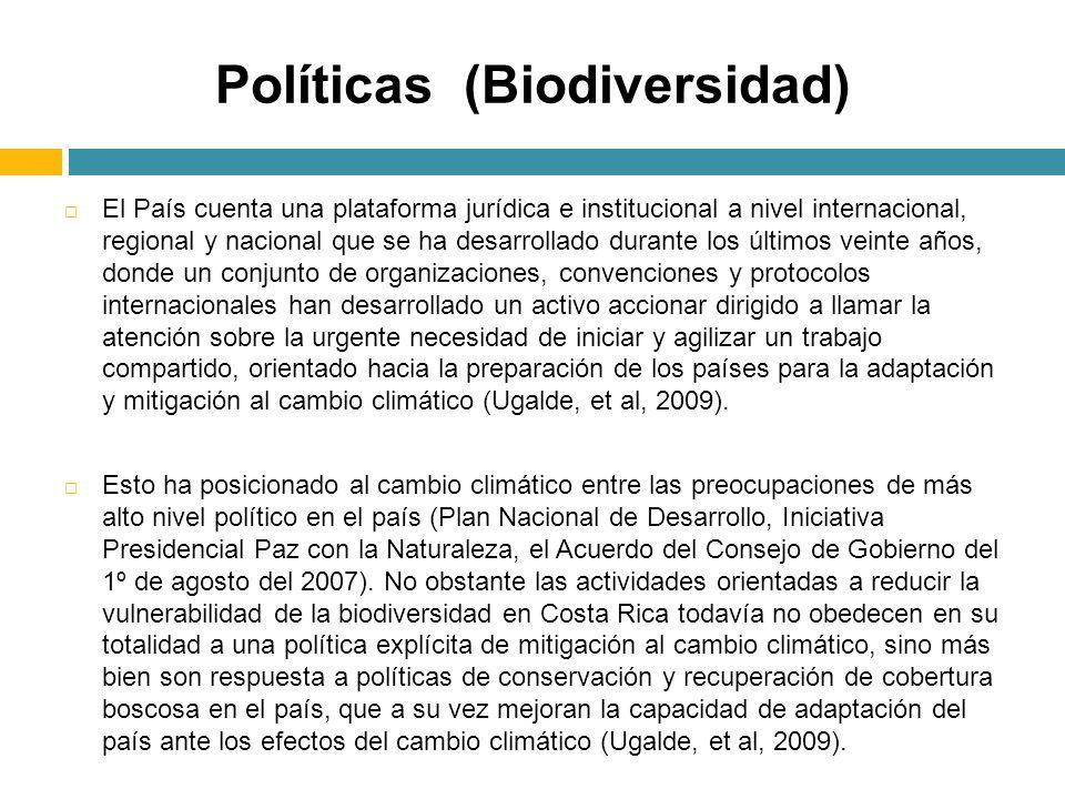 Políticas (Biodiversidad)