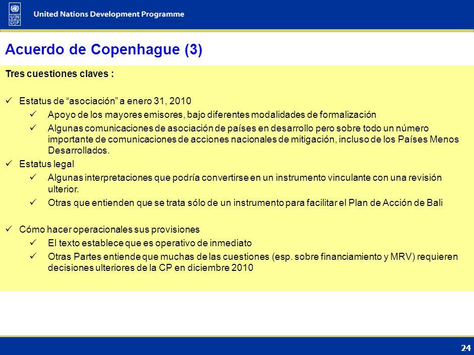 Acuerdo de Copenhague (3)