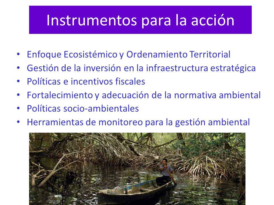 Instrumentos para la acción