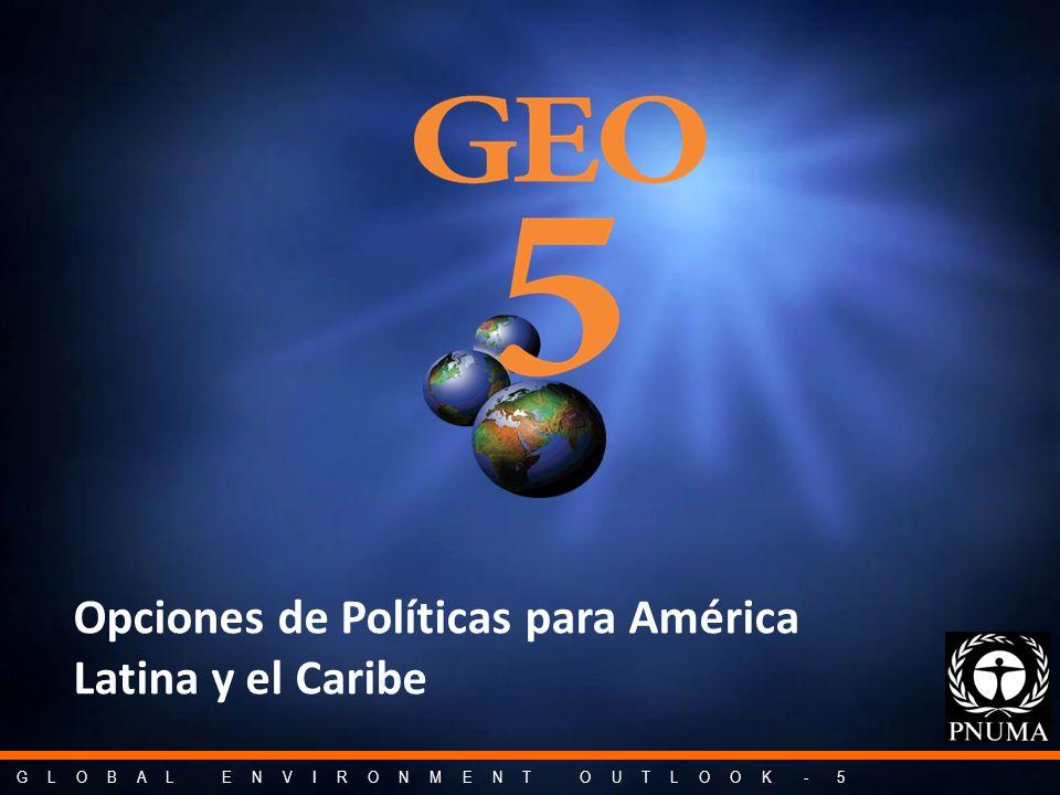 Opciones de Políticas para América Latina y el Caribe