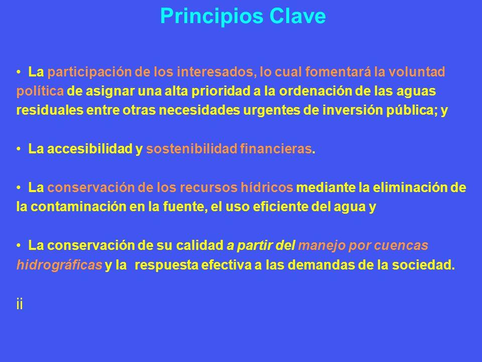 Principios Clave