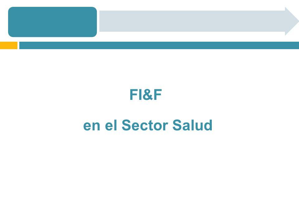 FI&F en el Sector Salud 2
