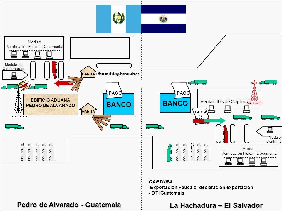 Pedro de Alvarado - Guatemala La Hachadura – El Salvador