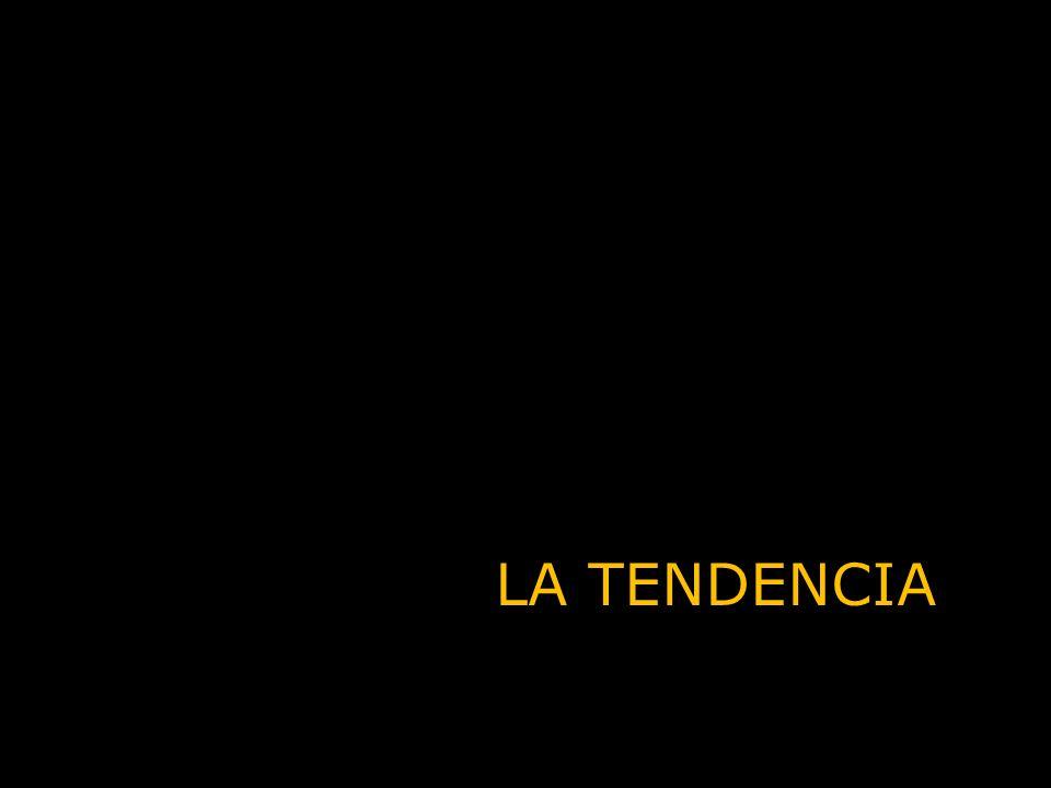 LA TENDENCIA