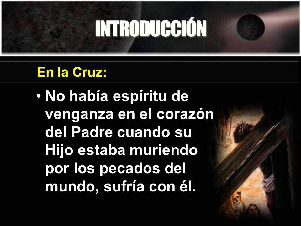 INTRODUCCIÓN En la Cruz: