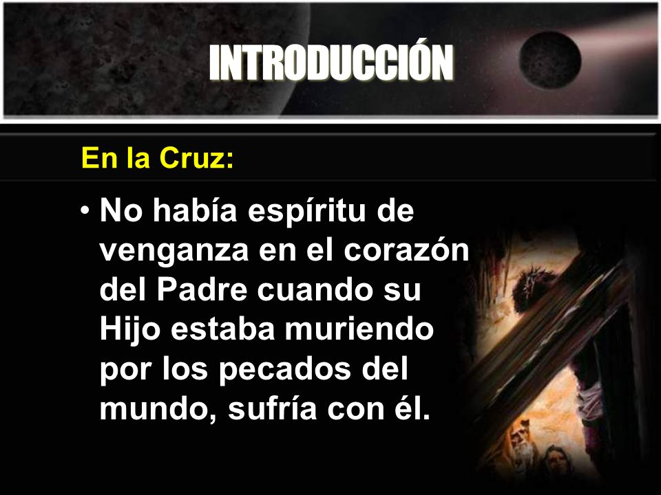 INTRODUCCIÓNEn la Cruz: