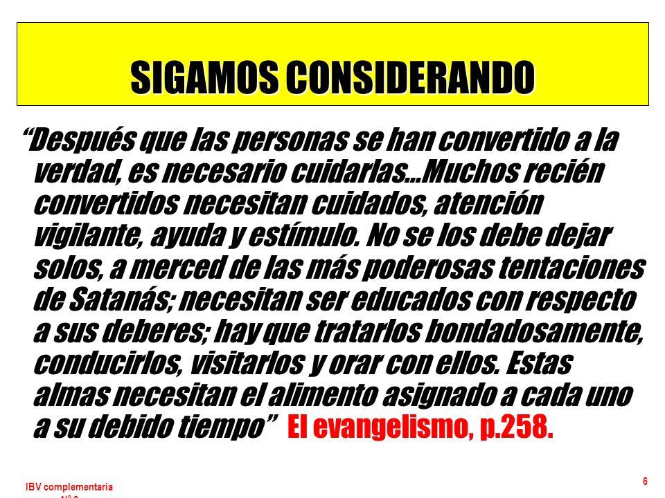 SIGAMOS CONSIDERANDO