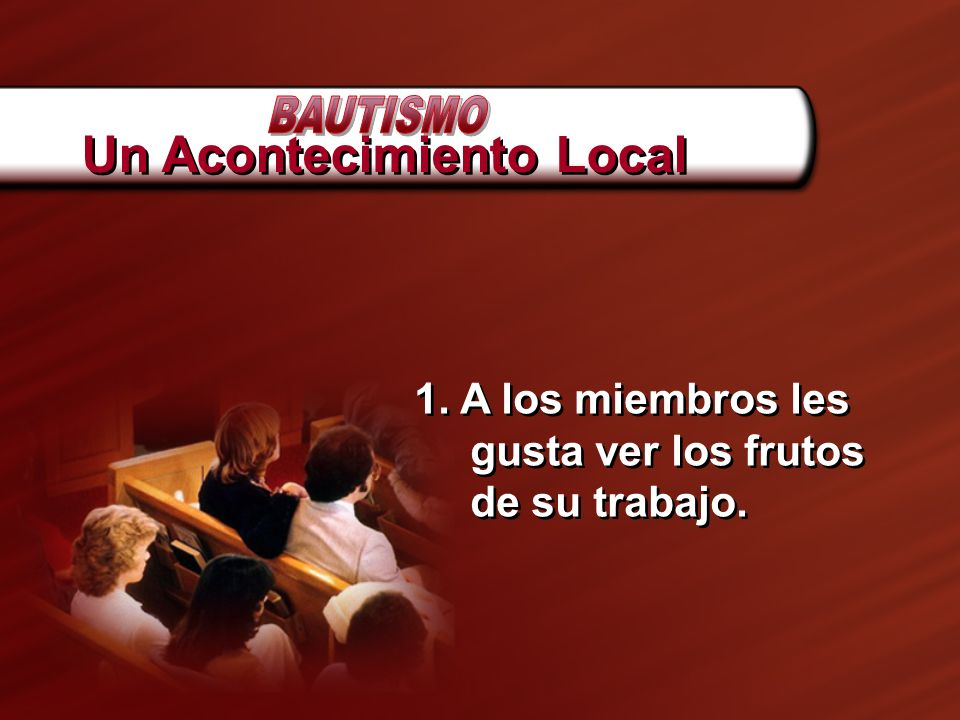 Un Acontecimiento Local