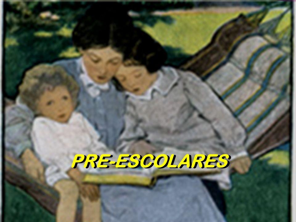 PRE-ESCOLARES