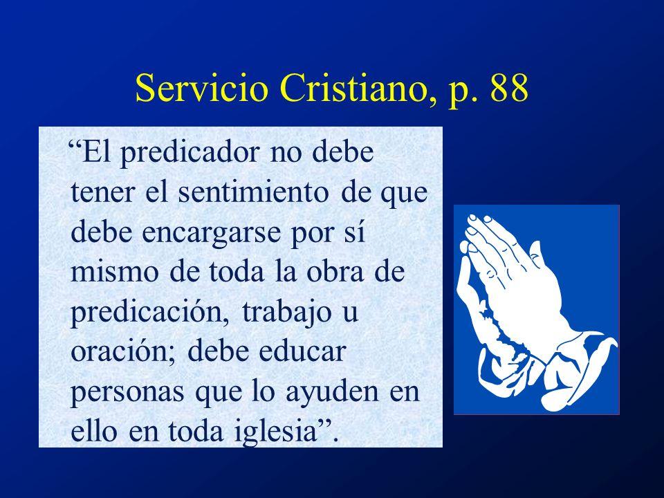 Servicio Cristiano, p. 88