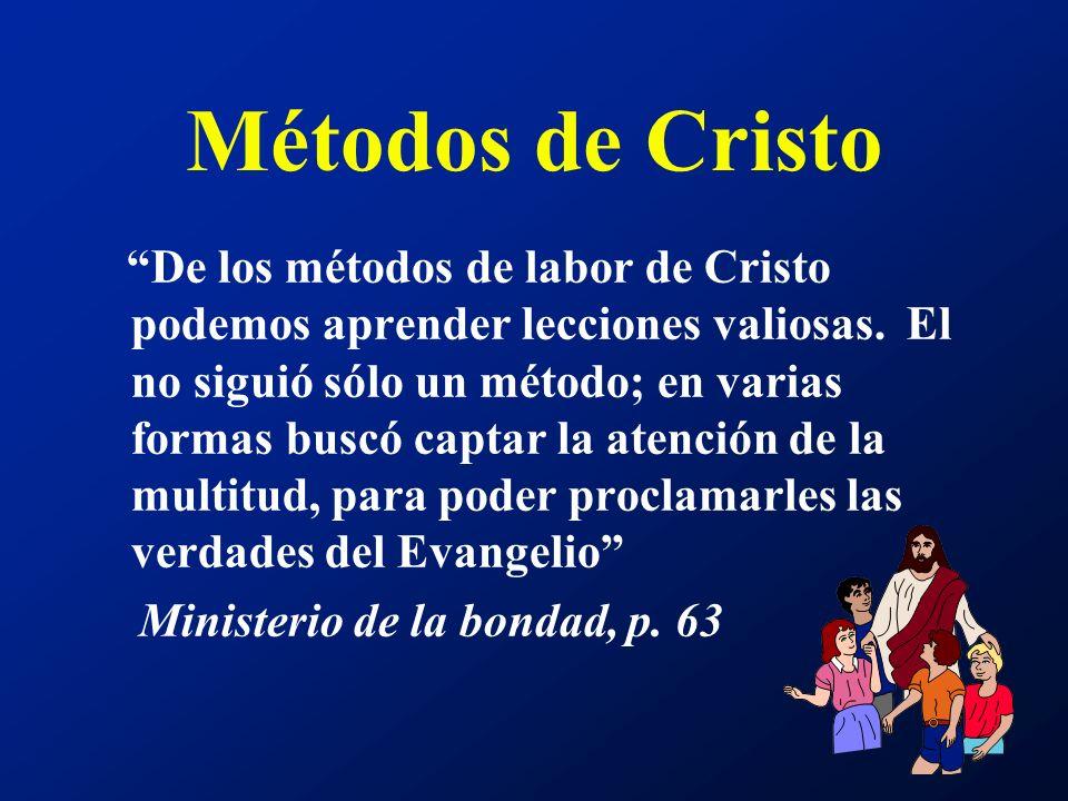 Métodos de Cristo