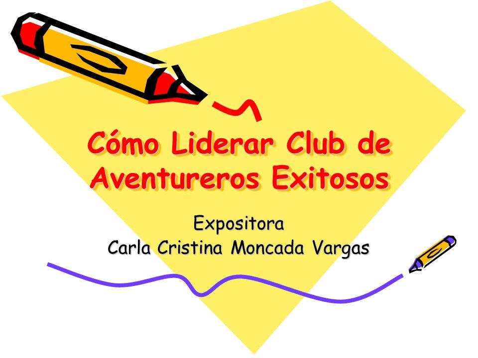 Cómo Liderar Club de Aventureros Exitosos