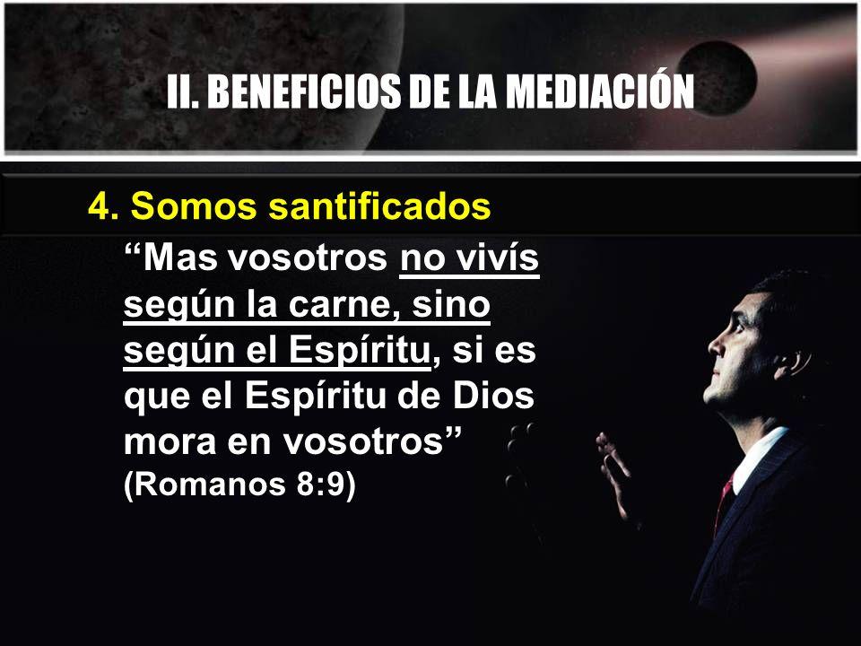 II. BENEFICIOS DE LA MEDIACIÓN
