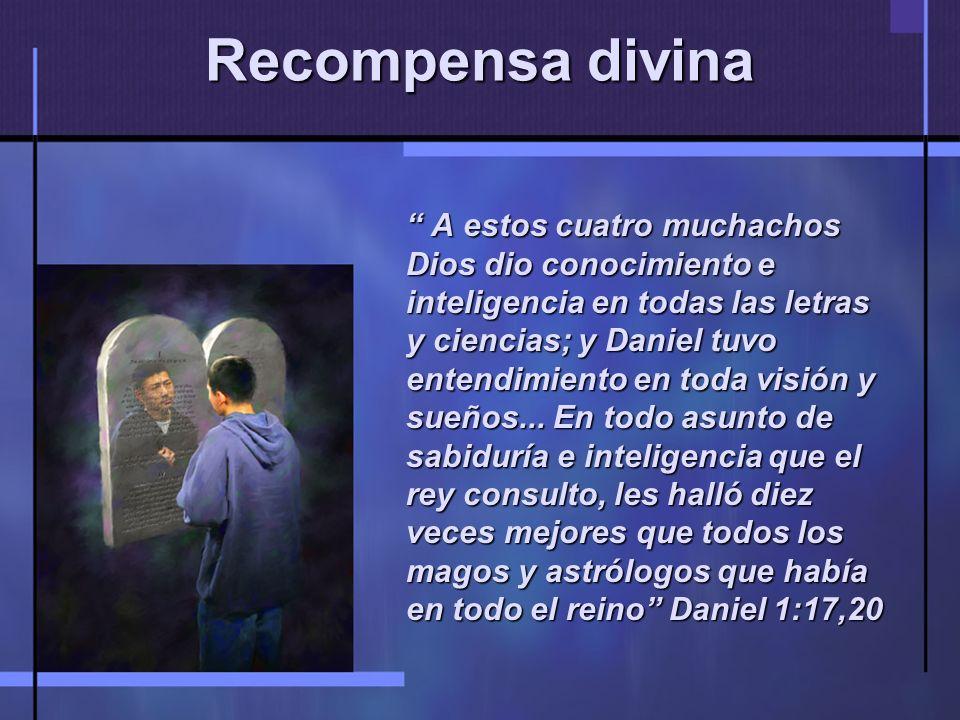 Recompensa divina