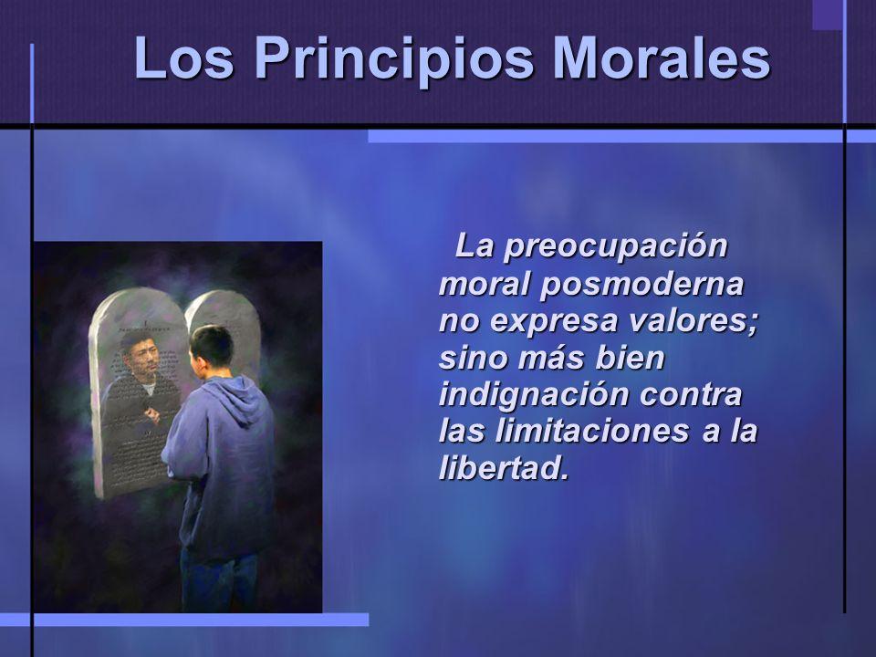 Los Principios Morales
