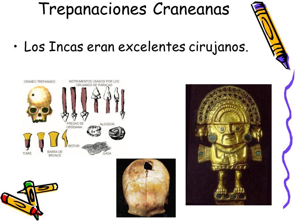 Trepanaciones Craneanas