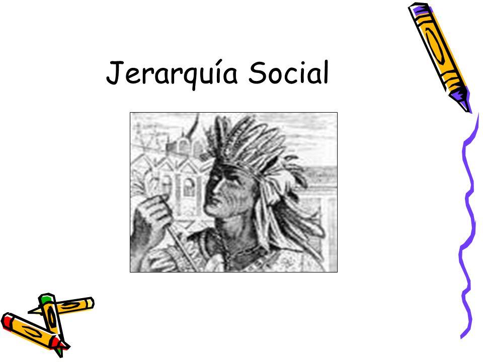 Jerarquía Social