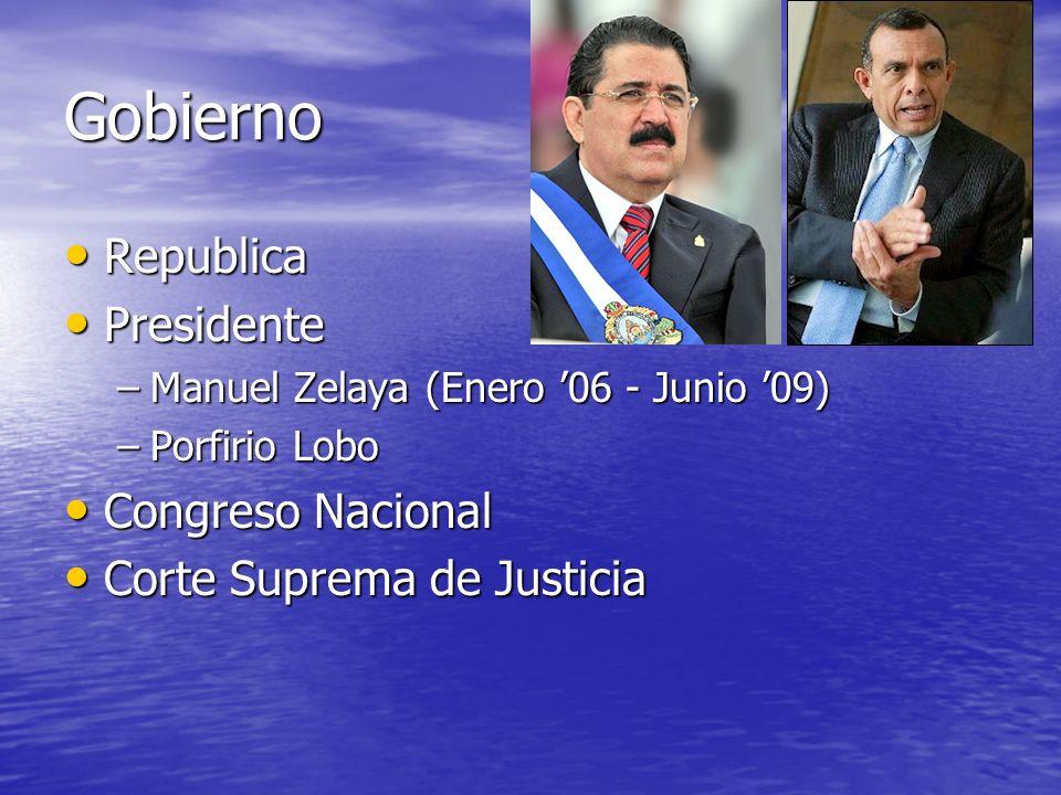 Gobierno Republica Presidente Congreso Nacional