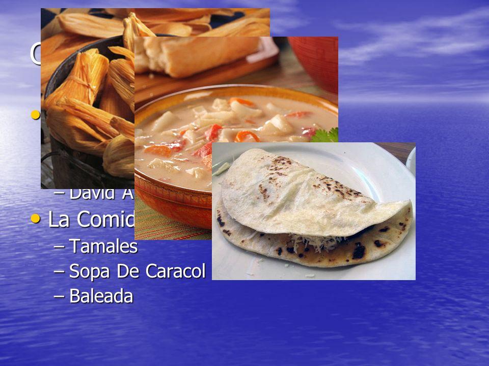 Cultura Personas Famosas La Comida Carlos Mencia America Ferrera