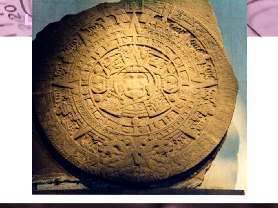 Los calendarios aztecas