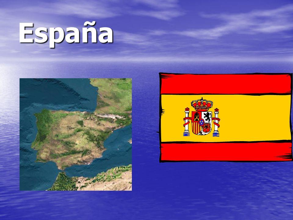 España Hemos estudiado la geografia fisica de España.