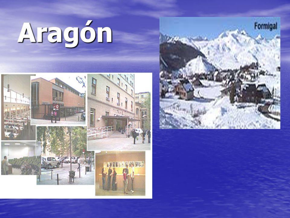 Aragón La fotografía a la izquierda es de La universidad de Zaragoza.
