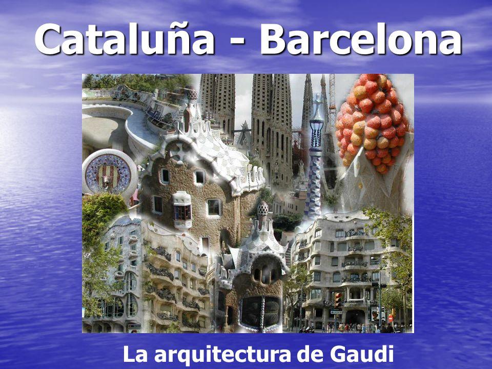 La arquitectura de Gaudi