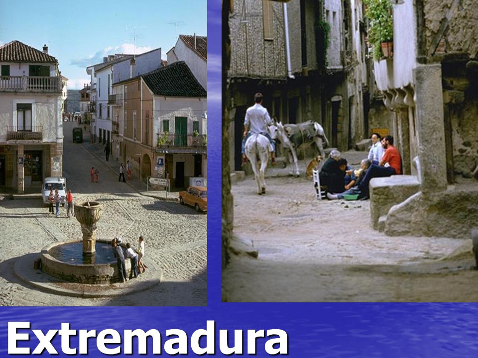 Extremadura Extremadura
