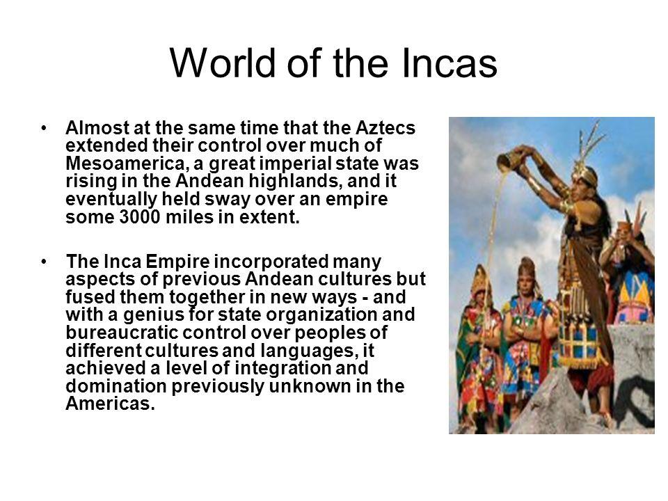 World of the Incas
