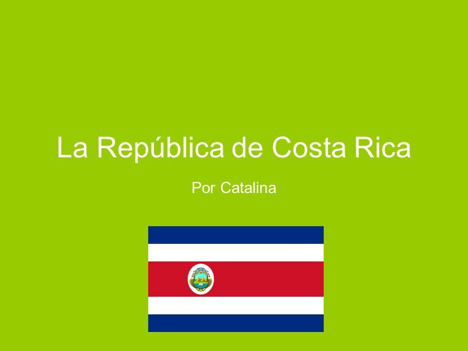 La República de Costa Rica