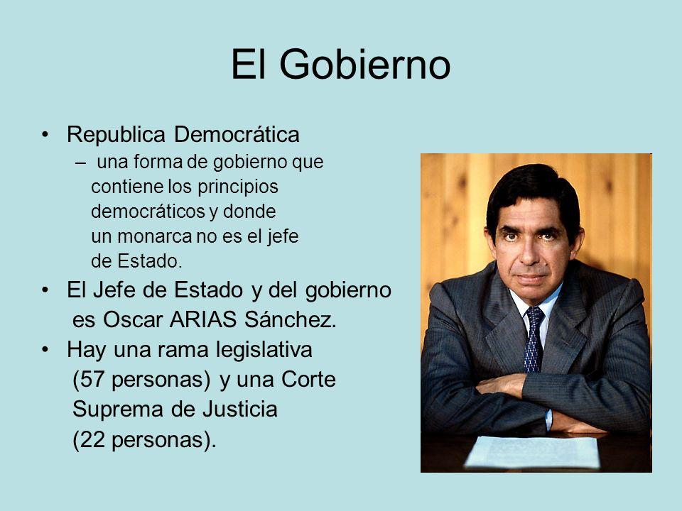 El Gobierno Republica Democrática El Jefe de Estado y del gobierno