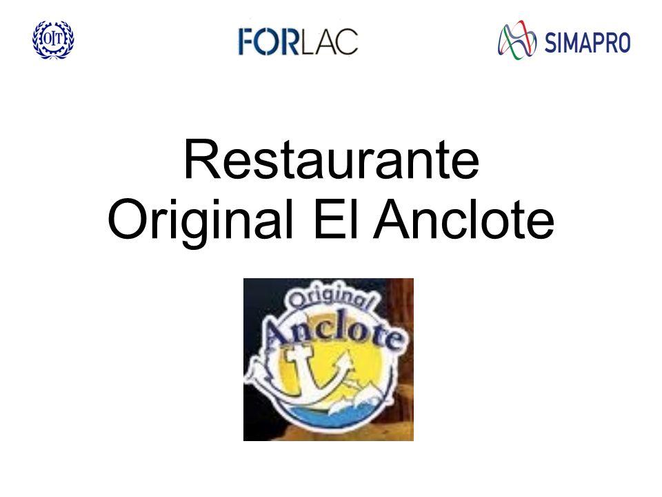 Restaurante Original El Anclote