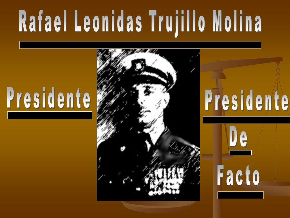 Rafael Leonidas Trujillo Molina