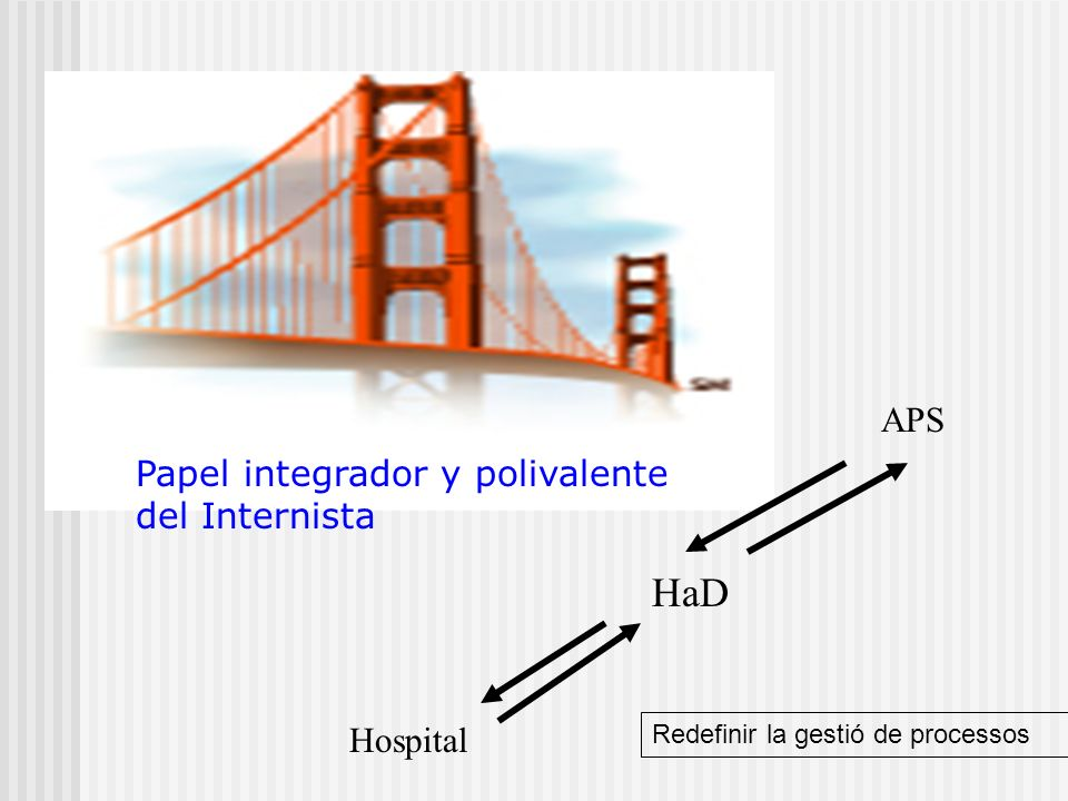 Papel integrador y polivalente del Internista