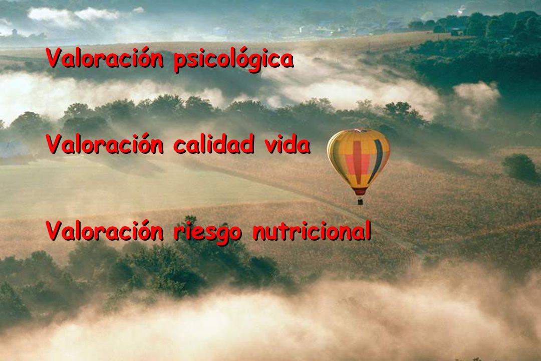 Valoración psicológica