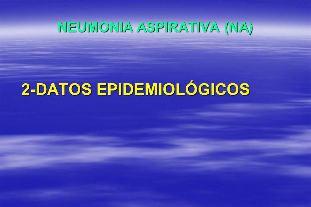 NEUMONIA ASPIRATIVA (NA)