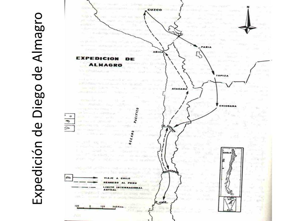 Expedición de Diego de Almagro