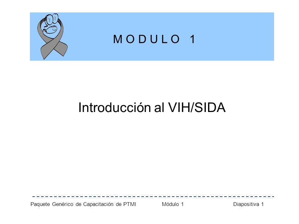 Introducción al VIH/SIDA