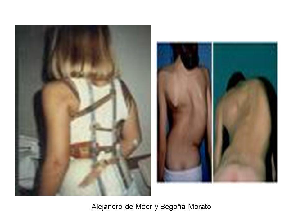 Alejandro de Meer y Begoña Morato