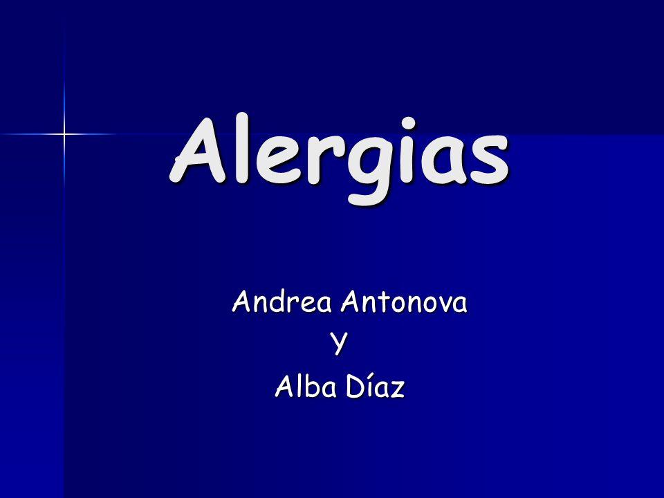 Andrea Antonova Y Alba Díaz