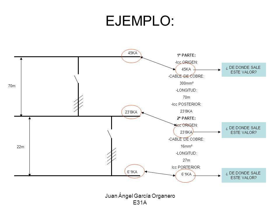 Juan Ángel García Organero E31A