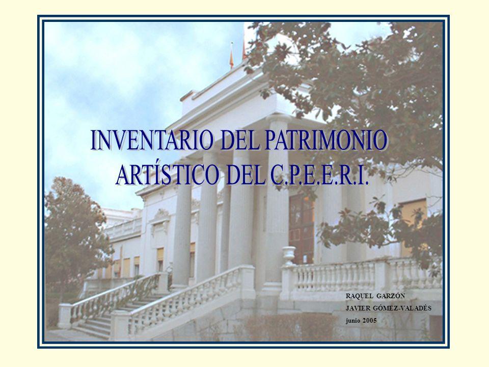 INVENTARIO DEL PATRIMONIO