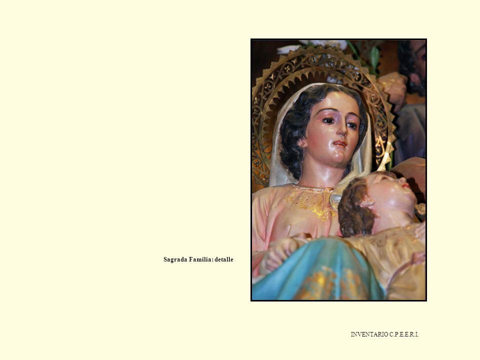 Sagrada Familia: detalle