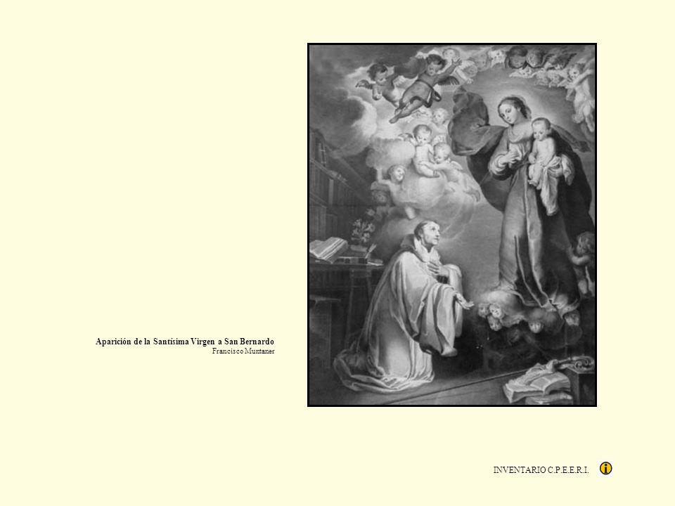 Aparición de la Santísima Virgen a San Bernardo
