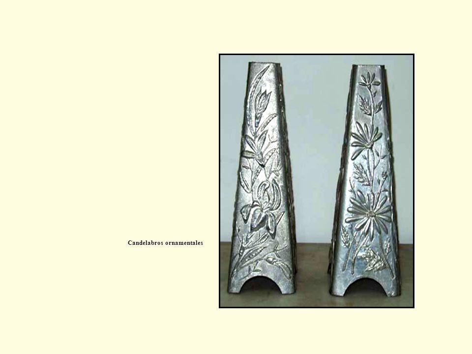 Candelabros ornamentales